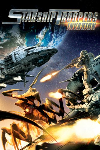 poster Starship Troopers Invasion (2012)