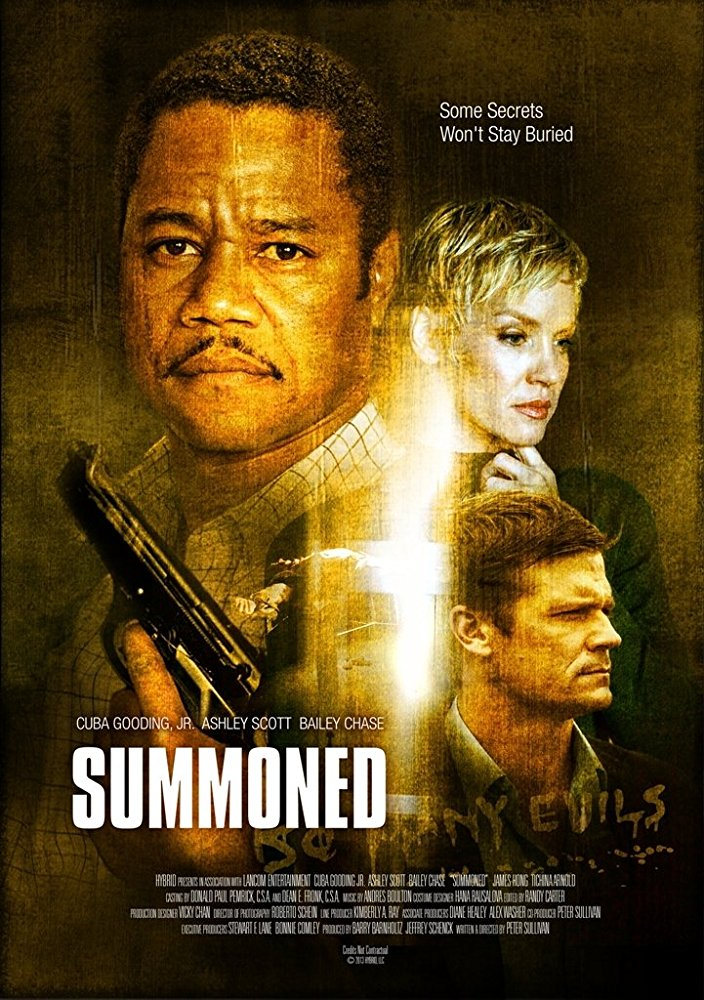 poster Summoned (2013)