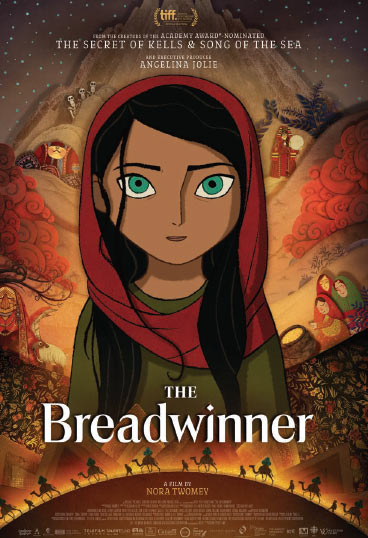 poster The Breadwinner (2017)
