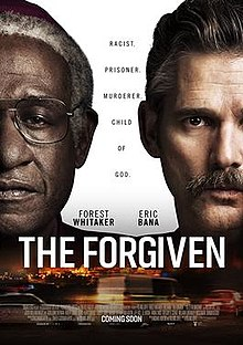 poster The Forgiven (2017)