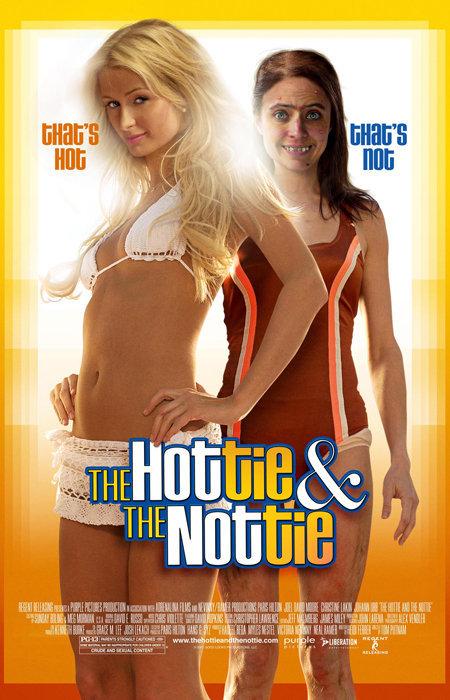 poster The Hottie & the Nottie (2008)