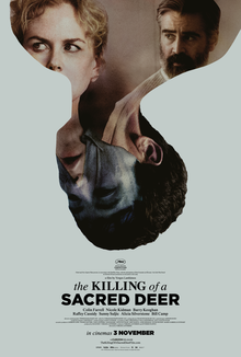 poster The Killing of a Sacred Deer (2017)