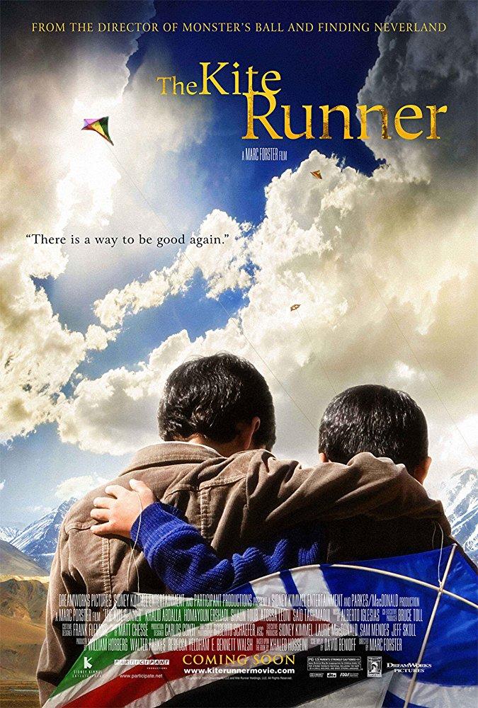 poster The Kite Runner (2007)