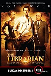 poster The Librarian Return to King Solomon's Mines (TV Movie 2006)