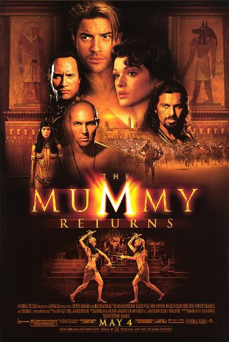 poster The Mummy Returns (2001)