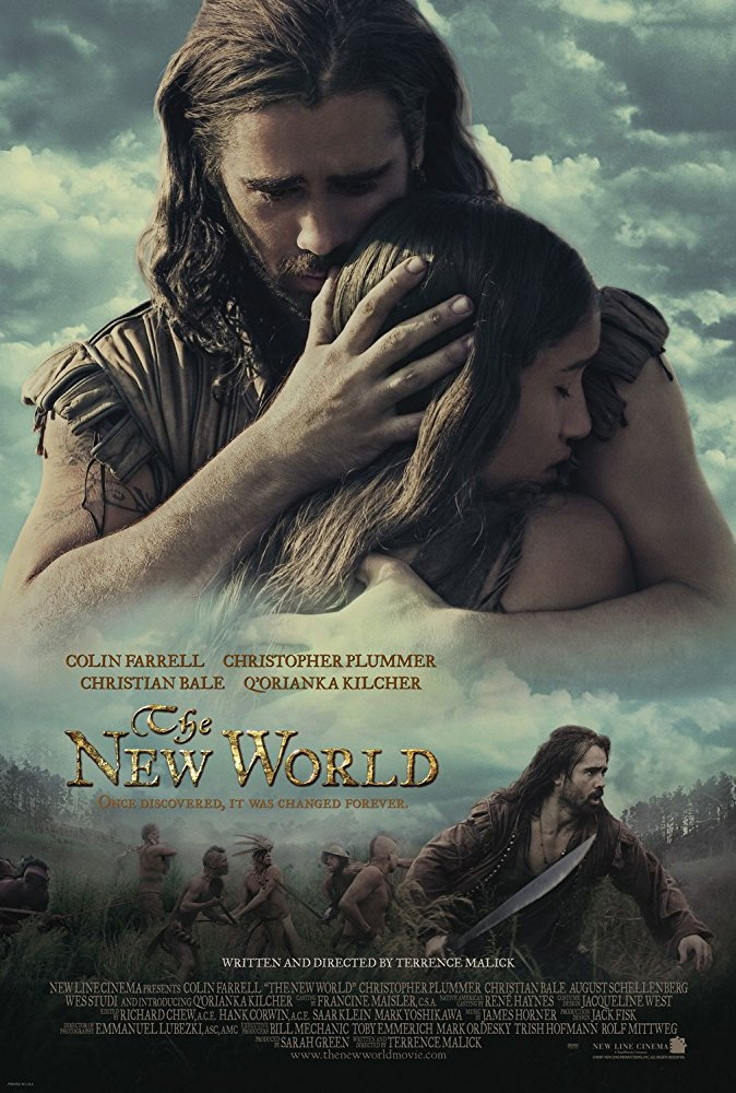 poster The New World (2005)