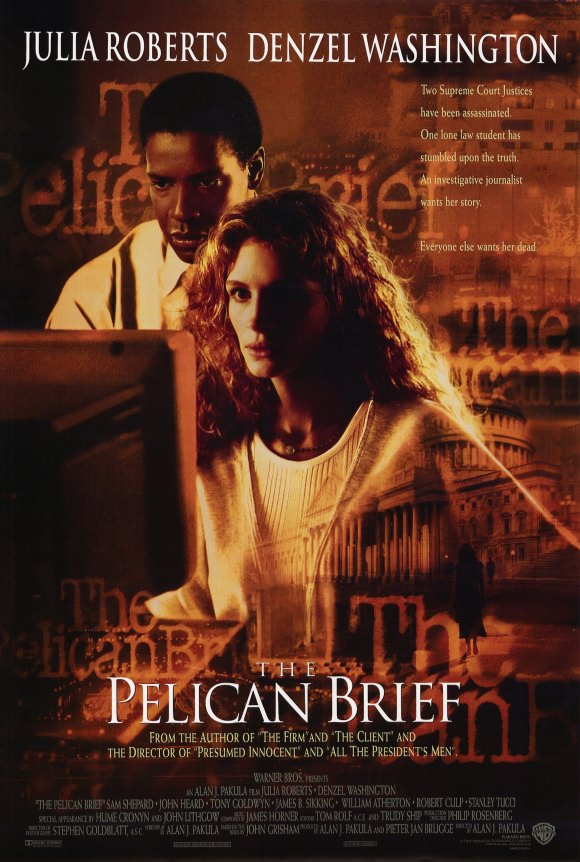 poster The Pelican Brief (1993)
