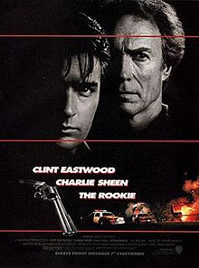 poster The Rookie (1990)