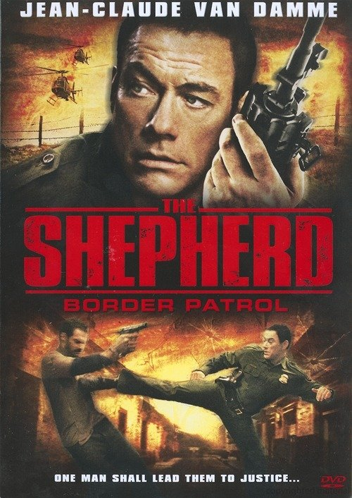 poster The Shepherd Border Patrol (2008)