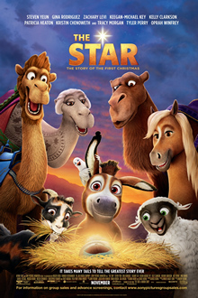 poster The Star (2017)