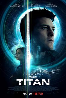 poster The Titan (2018)