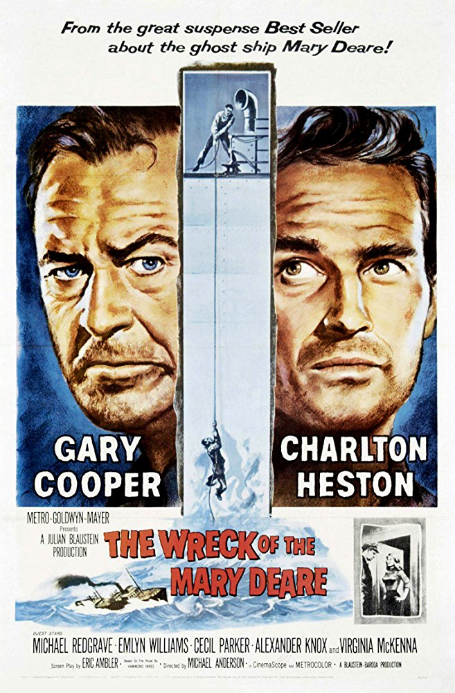 poster The Wreck of the Mary Deare (1959)