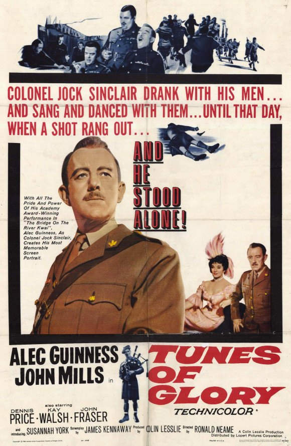 poster Tunes of Glory (1960)
