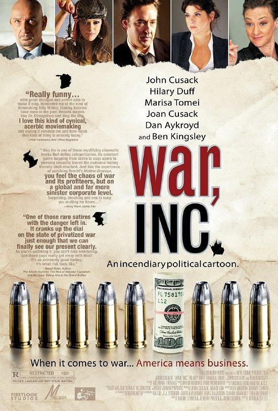 poster War, Inc. (2008)