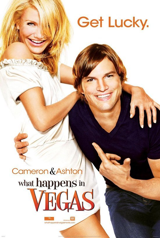 poster What Happens in Vegas (2008)
