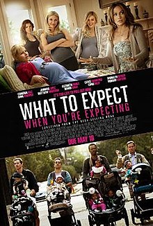 poster What to Expect When You're Expecting (2012)