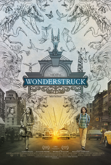 poster Wonderstruck (2017)