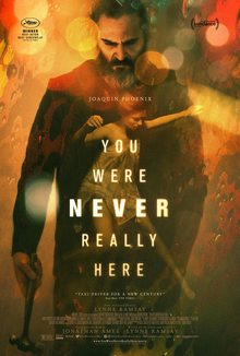 poster You Were Never Really Here (2017)