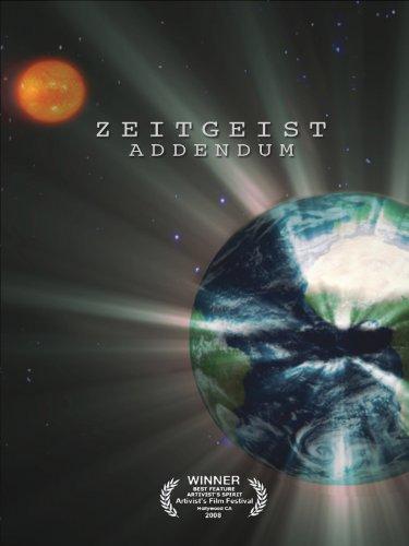 poster Zeitgeist Addendum (Video 2008)
