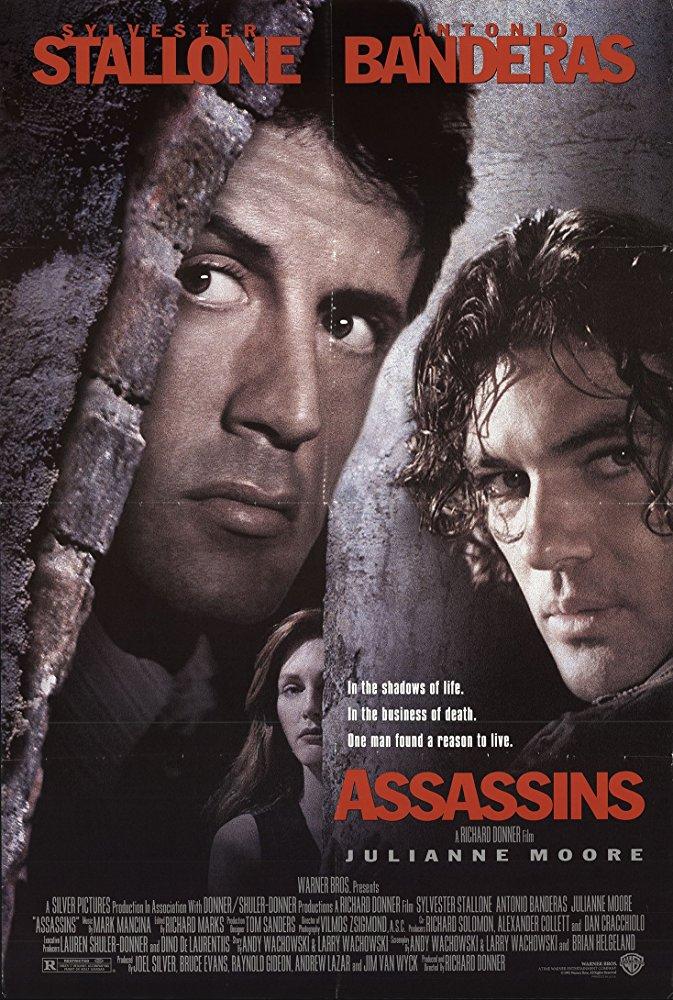 poster Assassins (1995)
