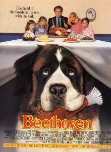 poster Beethoven (1992)
