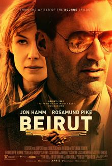 poster Beirut (2018)