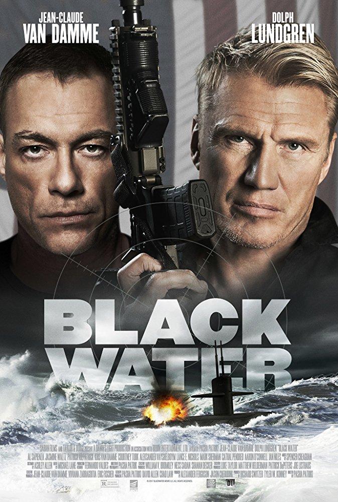 poster Black Water (2018)