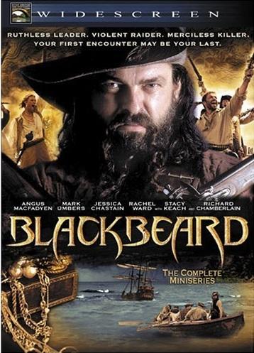 poster Blackbeard (2006)