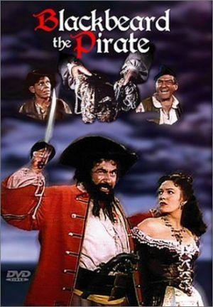 poster Blackbeard, the Pirate – Barbe-Noire le pirate (1952)