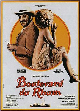 poster Boulevard du Ruhm - Rum Runners (1971)