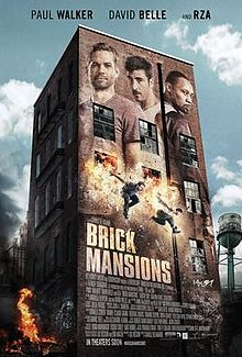 poster Brick Mansions (2014)