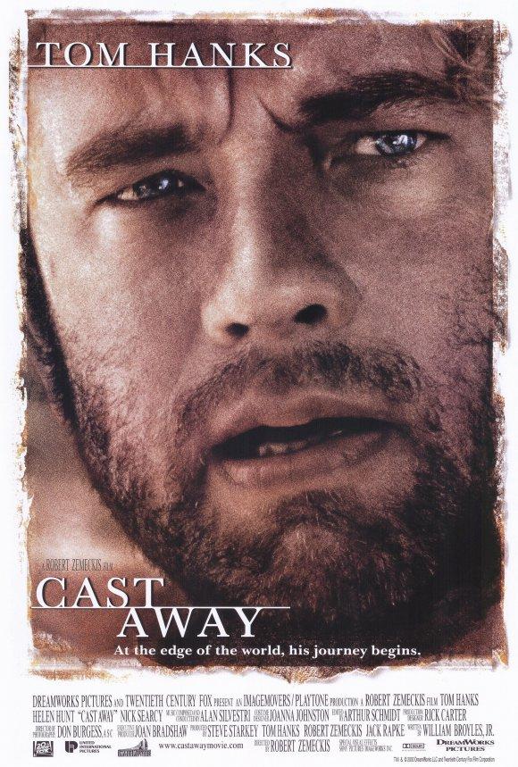 poster Cast Away (2000)