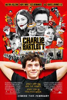 poster Charlie Bartlett (2007)