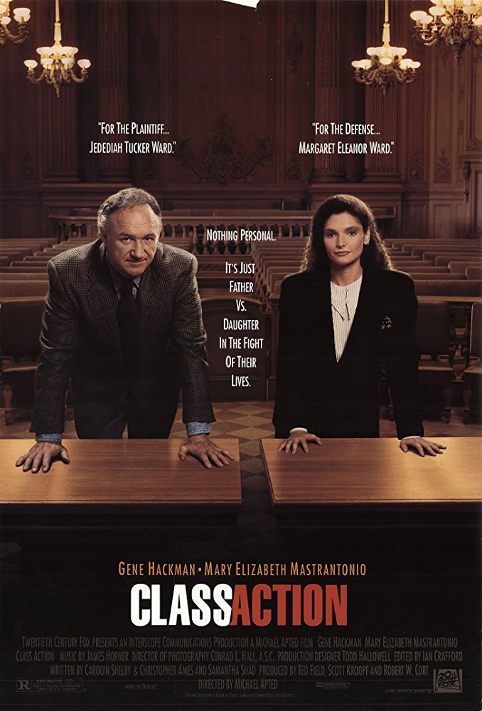 poster Class Action (1991)
