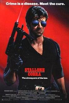 poster Cobra (1986)