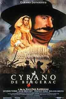 poster Cyrano de Bergerac (1990)