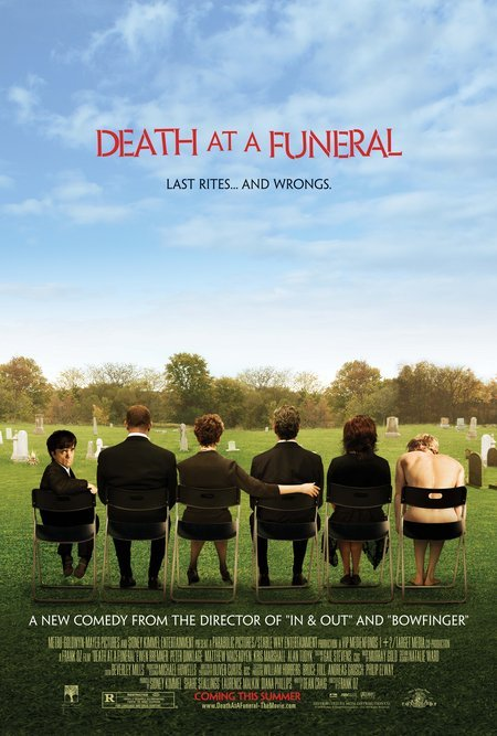 poster Death at a Funeral (2007)