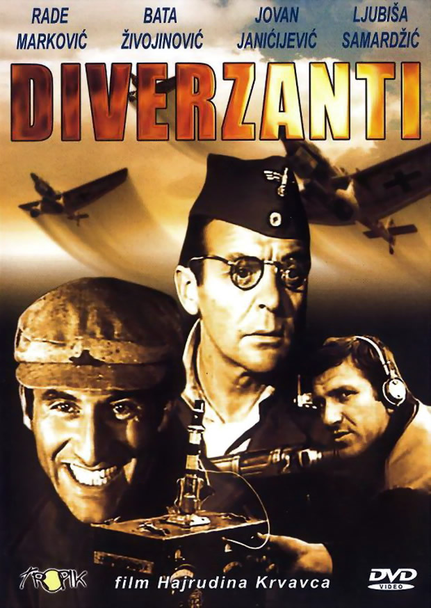 poster Diverzanti - The Demolition Squad (1967)
