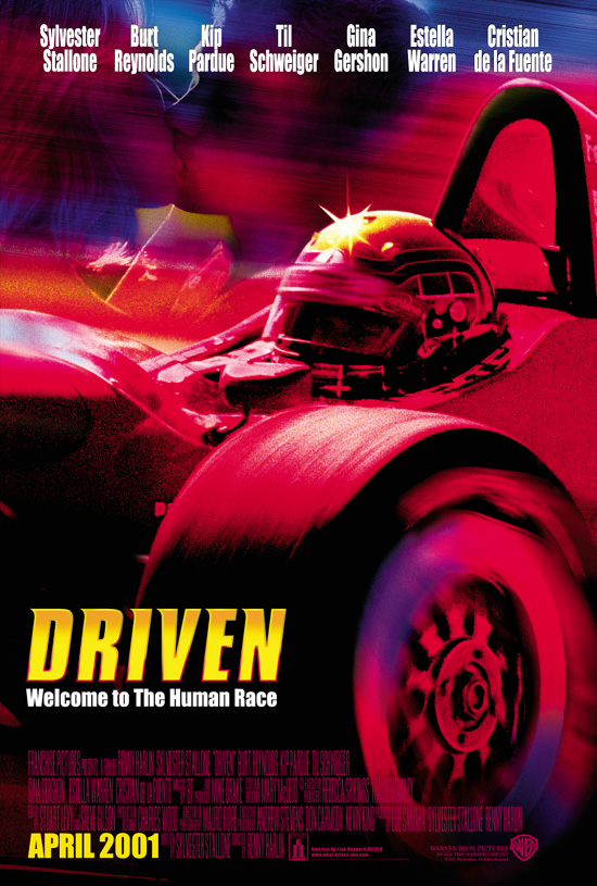 poster Driven (2001)