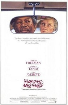 poster Driving Miss Daisy (1989)