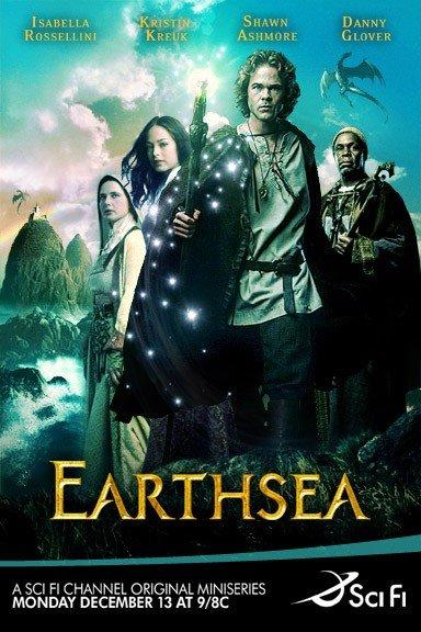 poster Earthsea (2004-)