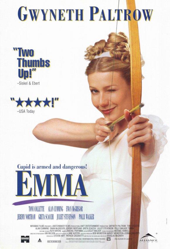 poster Emma (1996)