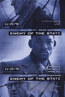 poster Enemy of the State (1998)