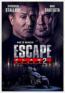 poster Escape Plan 2 Hades (2018)