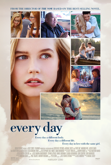 poster Every Day (2018)