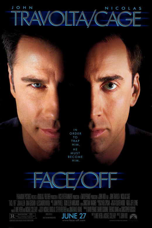poster Face Off (1997)