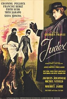 poster-Film-Judex-Judex-1963