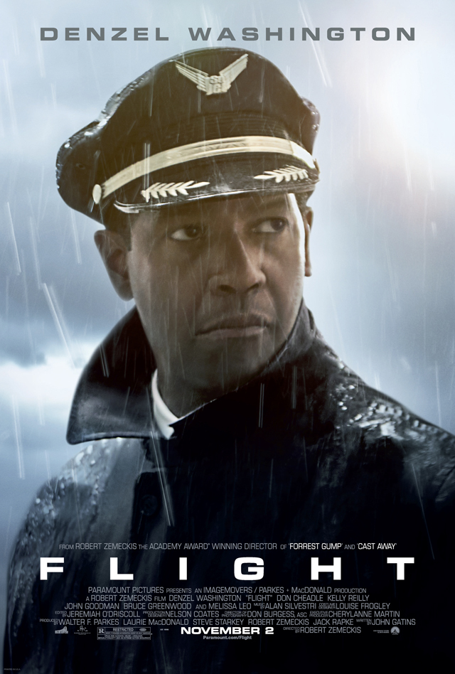poster Flight (2012)