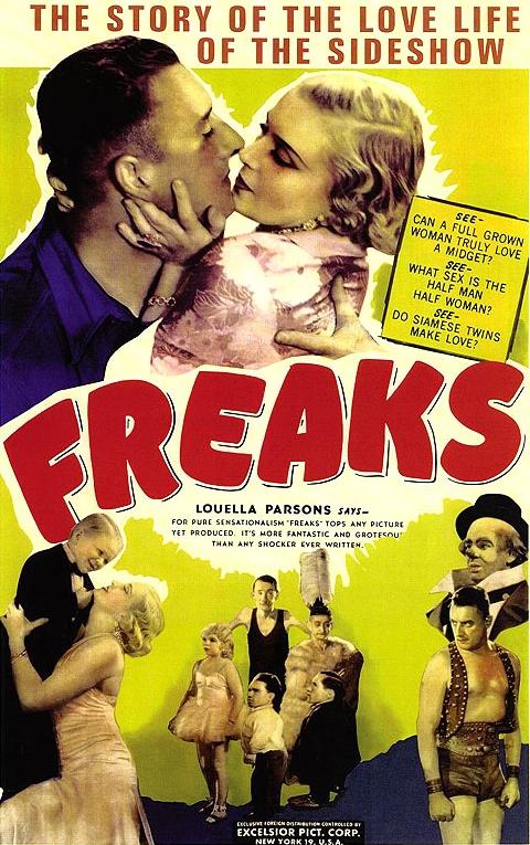 poster Freaks (1932)