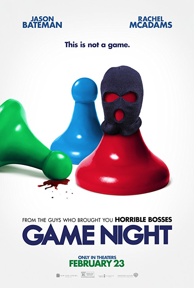 poster Game Night (2018)